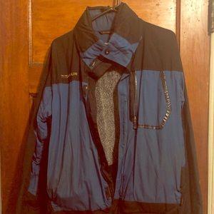 Columbia Titanium Rain Jacket